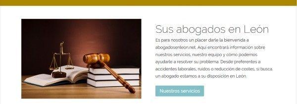 Abogados en Leon y Lanzarote
