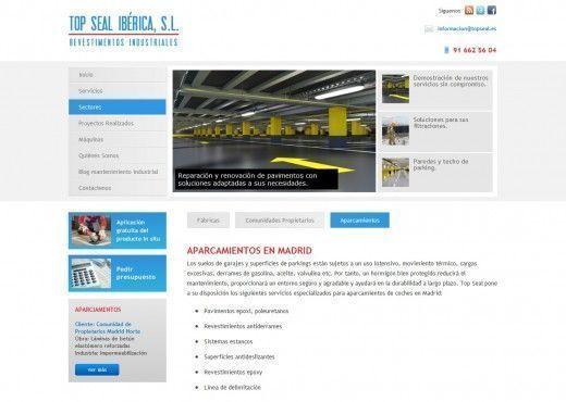 La impermeabilización y el mantenimiento industrial son un negocio en alza. Foto: Top Seal
