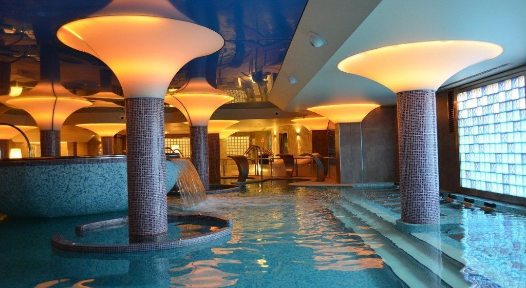 Spa en Madrid